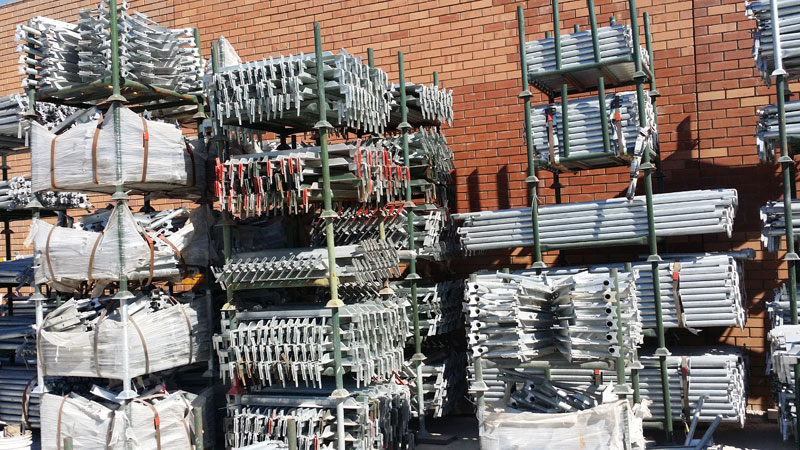 We Design And Manufacture Special Type Of Pallets For Economical  Mobilization Of Material From Formwork U0026 Scaffolding Yard To Site.