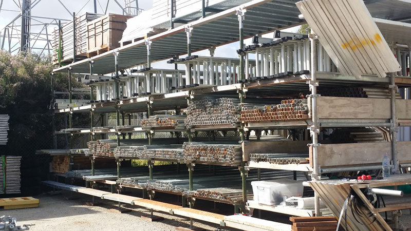 Charmant We Design And Manufacture Special Type Of Pallets For Economical  Mobilization Of Material From Formwork U0026 Scaffolding Yard To Site.